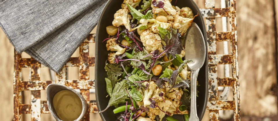 Power couple: Why macadamia nuts and cauliflower are the perfect match