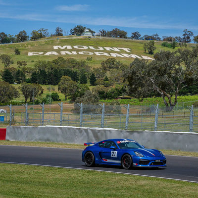 Iconic Mount Panorama Racing Circuit