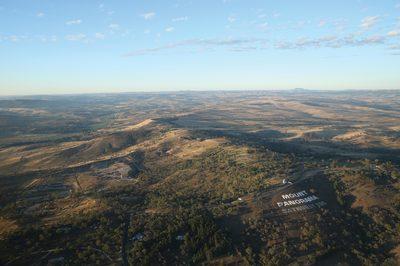 Wahluu Mount Panorama