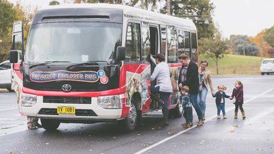 The Bathurst Explorer Bus