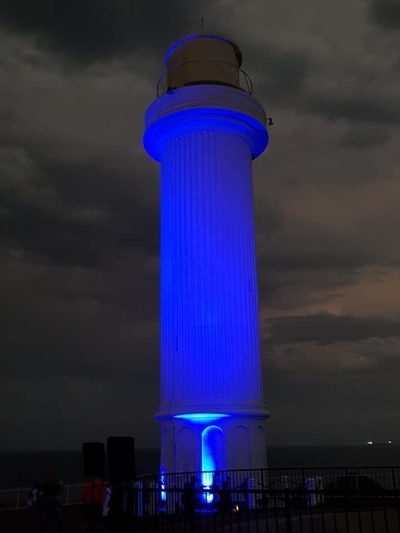 light it up blue for autism