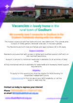 Green Valley Vacancy