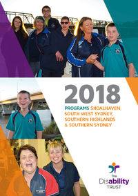 Shoalhaven 2018 Program Booklet