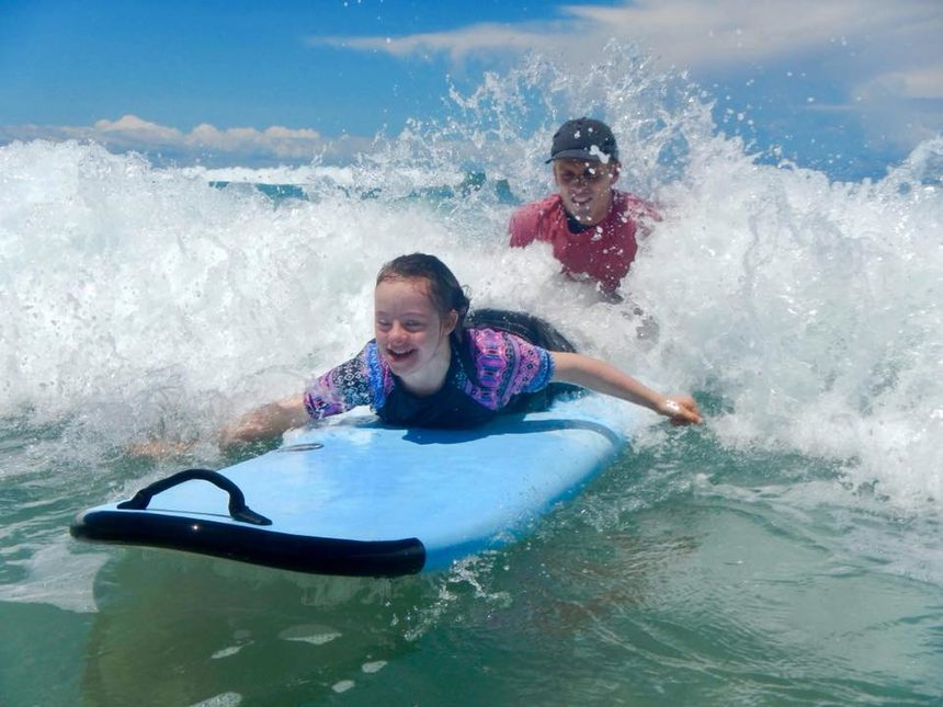 South Coast Surfing Holiday