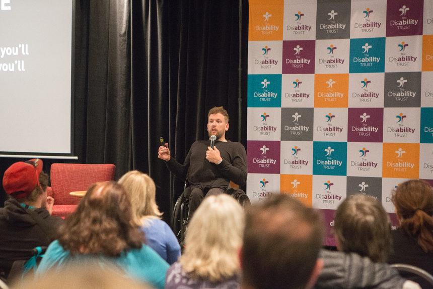 Dylan Speaking