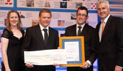 Guy Brooks wins National Young Tradesperson of the Year2011 Illawarra Coal - Surface Supplier of the Year