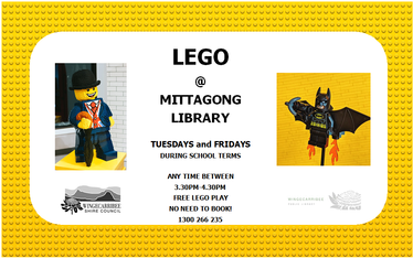 Lego at Mittagong