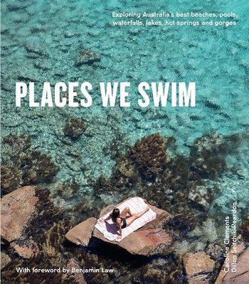 Places we swim by Caroline Clements
