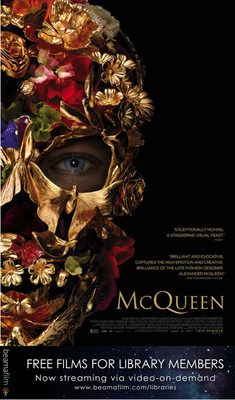 McQueen- stream for free on Beamafilm