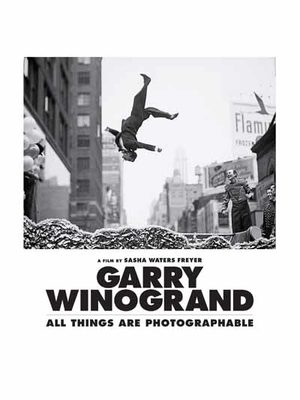 Beamafilm - Gary Winogrand all things are photographable