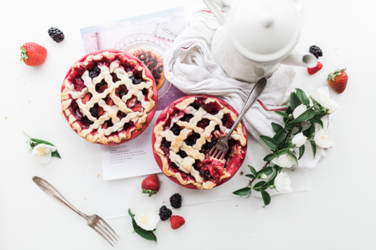 Pie recipe competition