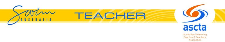 Swim Australia Teacher Logo