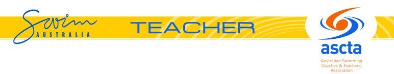 Swim Australia Teacher Logo