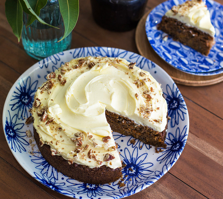 Clarence Valley Carrot Cake