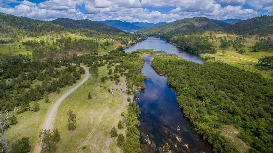 Jessica Robertson drone photography Clarence Valley