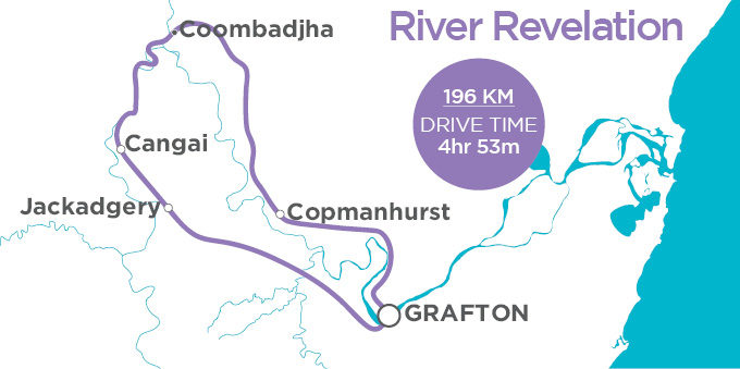 River Revelation Map
