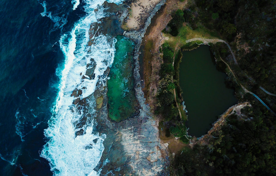 Cidney Boughton drone photography Clarence Valley
