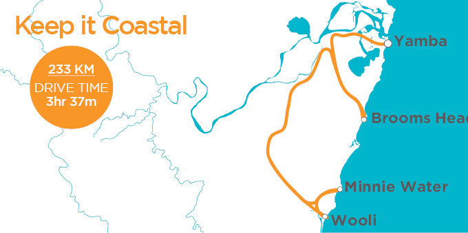 Keep it coastal map