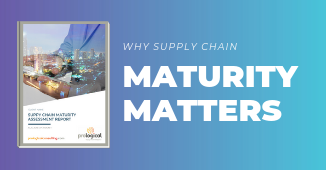 Why Supply Chain Maturity Matters