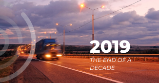 2019 - The End of a Decade