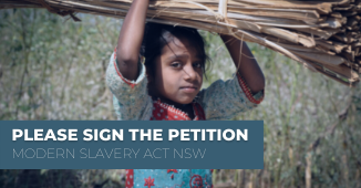 Why companies should care about NSW Modern Slavery Act today?