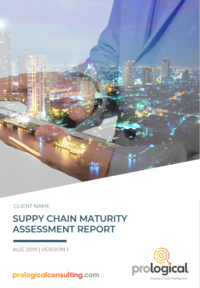 Supply Chain Maturity Assessment