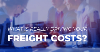 What Is Really Driving Your Freight Costs?