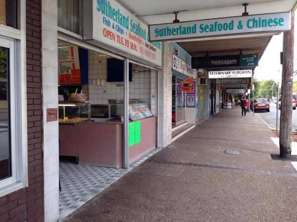 Sutherland Seafood and Chinese