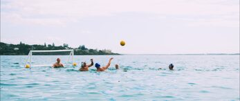 Beach Water Polo Fours