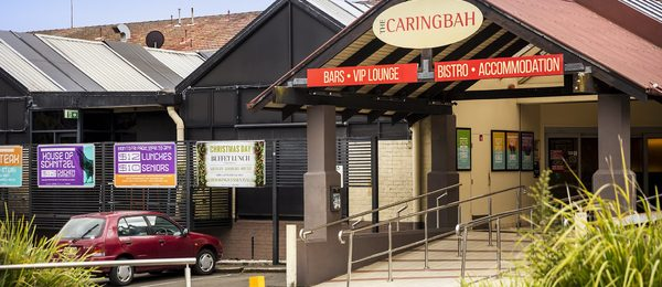 Graziers Grill House Caringbah Hotel