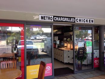 Metro Chargrill Chicken