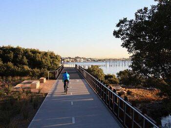 Woolooware Bay Shared Pathway