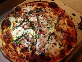 Midnight Pizza Cafe