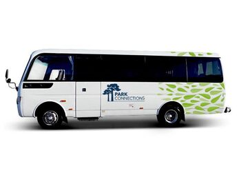 Park Connections Shuttle Bus