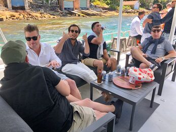 River Party Boat Cronulla