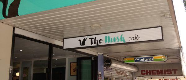The Husk Cafe