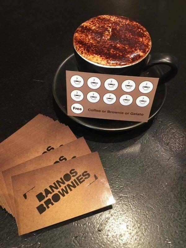 Bannos Brownies