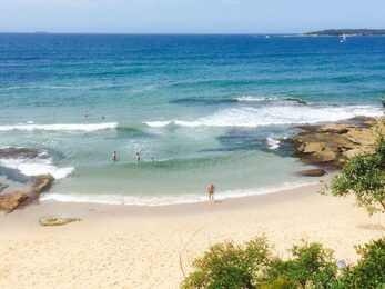 Blackwoods Beach Cronulla