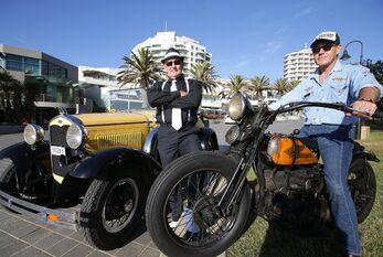 Vintage Car and Bike Show Cronulla
