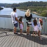 Woronora River Bridge Walk