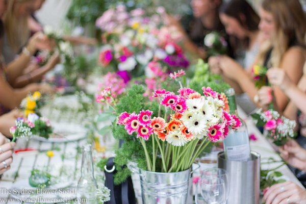 The Flower Social