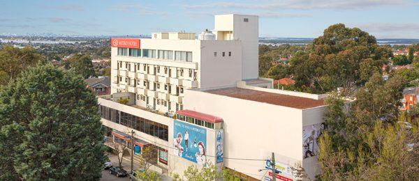 Miranda accommodation Metro Hotel