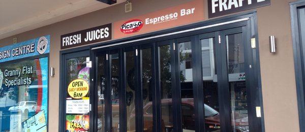 Picasso Espresso Bar