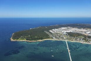 Kamay Botany Bay National Park & Silver Beach