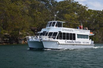Cronulla and National Park Ferry Cruises