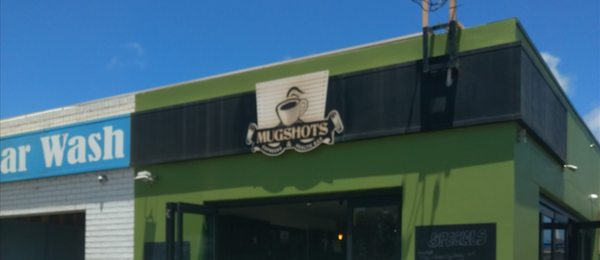 Mug Shots Cafe amp Health Bar