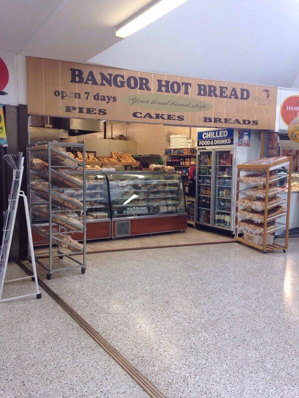 Bangor Hot Bread
