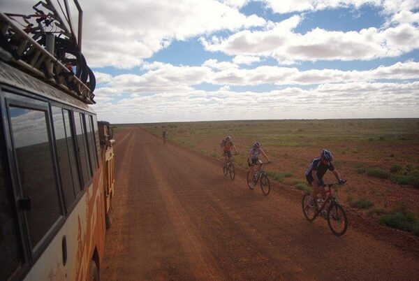 Remote Outback Cycle Tours