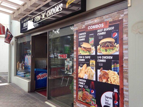 Illawong Burgers Fish N Chooks