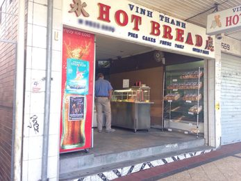Vinh Thanh Hot Bread